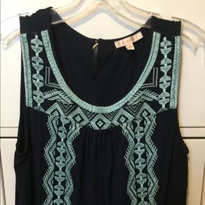 Sleeveless top from Stitch Fix